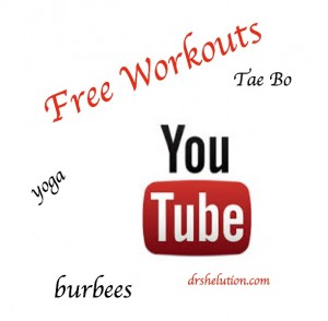 Free YouTube Workouts