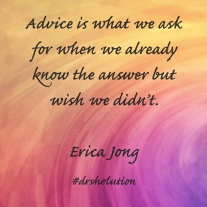 Quotes: Advice is ...