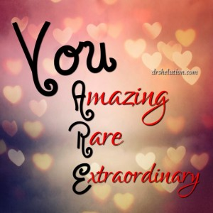 Quotes: You are ...