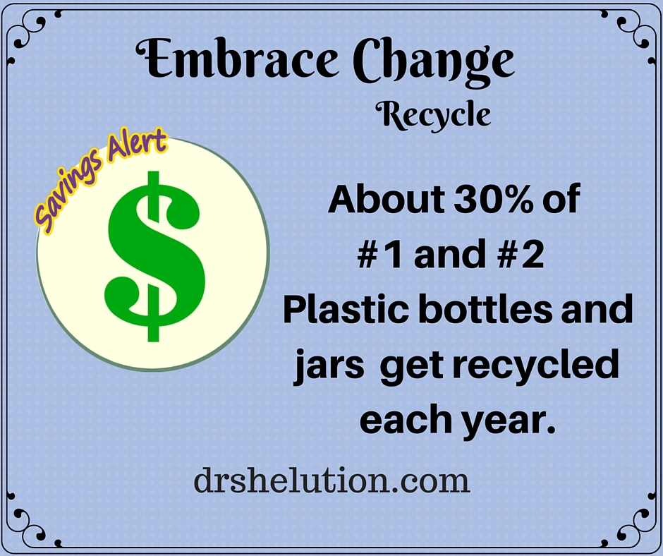 Recycle: Bathroom Items - Dr  SheLution