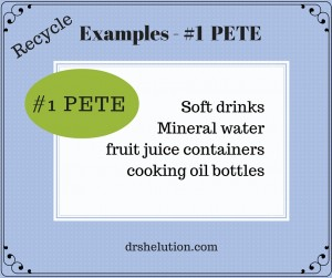 #1 PETE Recyclables