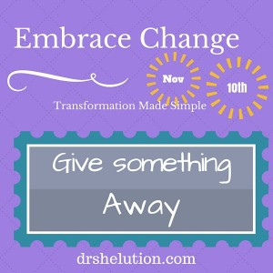 Embrace Change Nov 10