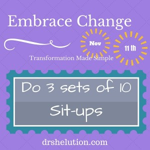 Embrace Change Nove 11