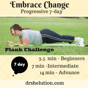 Plank Challenge Day -7