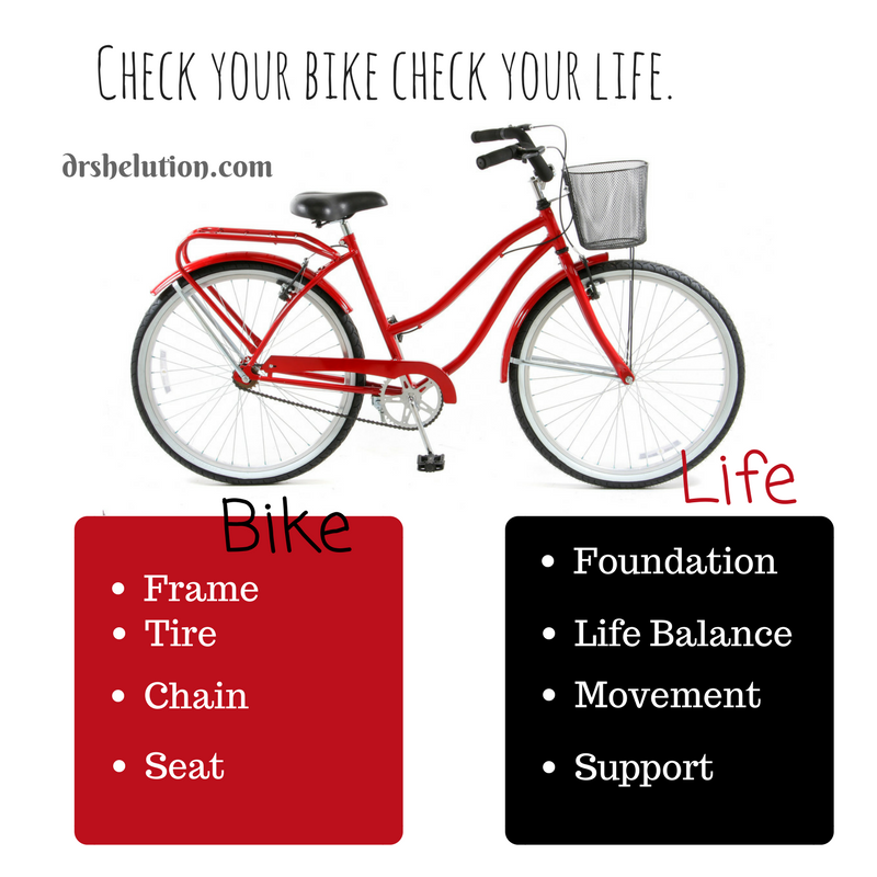 Check your bike check your life