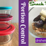 Portion Control with Pyrex bowls